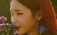 Heize brings autumn breeze to Korean music chart