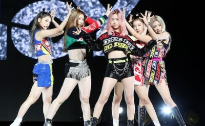Rookie group ITZY to join MMA 2019