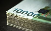 Major Korean businesses going all out to secure cash