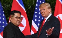 Trump says he expects to meet North Korean leader at some point this year