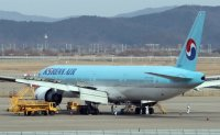 Korean Air to cut flights on US routes next month