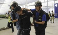 'No violence to journalists': Reporters Without Borders slams Hong Kong police