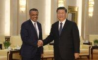 Xi says China fighting 'demon' virus