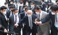 Chun stands trial for defamation charges