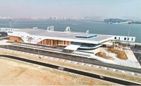 Incheon cruise terminal grappling with THAAD aftermath