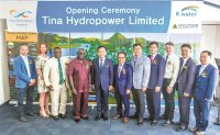 K-water's hydropower project secures funding