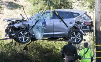 Detectives find cause of Tiger Woods crash but won't reveal it