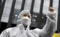 Korean civic groups condemn Japan's release of radioactive water