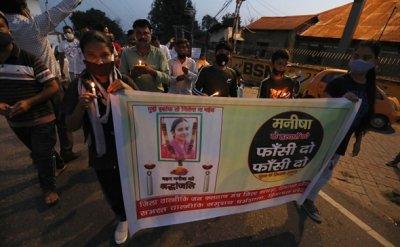 Indian low-caste woman dies after gang-rape, second in a week