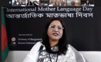Bangladeshi martyrs honored in Korea for linguistic diversity efforts