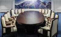 Revealed: Historic Moon-Kim summit room [PHOTOS]