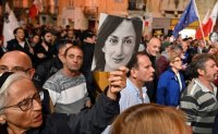 Slain Maltese reporter lived in fear, family says