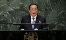 North Korea replaces foreign minister: report