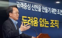 Shinhan Bank's strategy conference