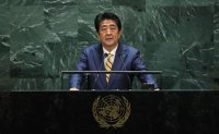 Japanese PM reaffirms commitment to normalizing ties with North Korea