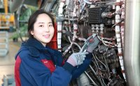 [INTERVIEW]'Being female airline mechanic has its perks'