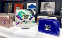 Louis Vuitton launches pop-up store