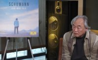 'Music affirms the feeling of being alive,' says pianist Paik Kun-woo
