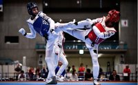 New taekwondo uniform adopted for Tokyo Olympics