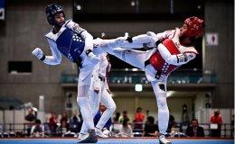 New taekwondo uniform adopted for Tokyo Olympics
