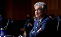 US Fed's Powell: Recovery incomplete, high inflation unlikely