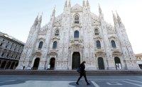 Italy blasts virus panic