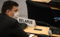 Belarus tries but fails to hinder UN session on rights violations