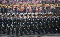 China celebrates 70 years as Hong Kong unrest looms large