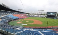 Ballparks off limits again as infections surge