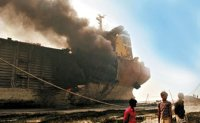Two Korean shipping firms were world's worst shipbreaking dumpers in 2020: NGO