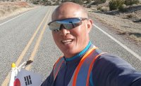[INTERVIEW] Marathoner monk's 5,255km US challenge cut short by COVID-19