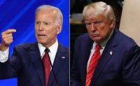 Trump, Biden meet in bitter first debate