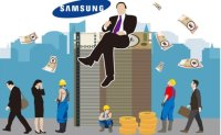 Samsung's bonus creates sense of envy