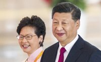 Beijing rejects Hong Kong's anti-corruption laws eyeing city head