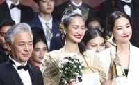 Indonesian model Ayuma wins Face of Asia Grand Prize