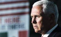Pence confirms rainbow flag ban at US embassies