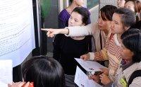 Cheating rampant in Korean language tests