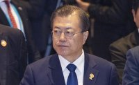 Trump expects co-efforts with Moon for North Korean issue
