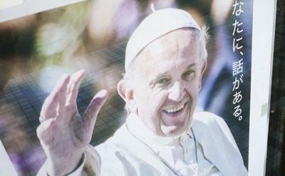 Rich in dramatic Catholic history, Nagasaki awaits the pope