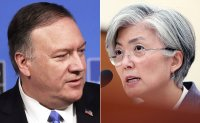 Top diplomats of South Korea, US hold phone talks on GSOMIA, defense cost sharing