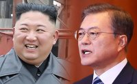 Moon urges inter-Korean efforts to realize Kim Jong-un visit to Seoul
