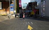 Myeongdong feels fallout from coronavirus outbreak
