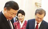 Moon's distress deepens over 'China dilemma'