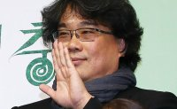Bong Joon-ho revisits feel-good Oscar moments