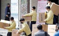 Samsung, Hyundai, SK, LG ramping up coronavirus aid efforts
