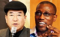 Wesley Snipes praises late father-in-law, legendary South Korean TV producer