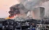 Revealed: Chemical that caused huge Beirut blast stored at 18 Ulsan firms