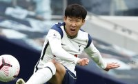 Hamstring injury could sideline Son for awhile