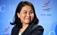 Seoul's trade minister among 2 finalists in race for new WTO chief: report