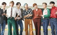 Samsung to show BTS' 'Dynamite' at stores worldwide